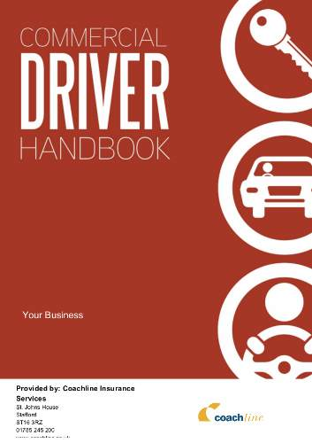 Download our drivers handbnook